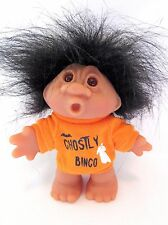 Bingo Troll By Dam Lucky Halloween Ghostly Bingo 5 Inch Doll