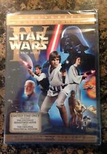 Star Wars A New Hope(DVD,2006,2-Disc,Limited Edition,WS)NEW-Authentic US Release
