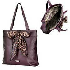 NEW AVON LIPSY BOW SHOPPER BAG WITH REMOVABLE SCARF