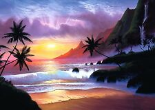 Heavenly Bay: Schmidt John Rattanbury Jigsaw Puzzle 1000 pieces 59319