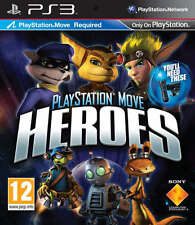 Ratchet y Clank: Playstation Mover Heroes ~ PS3 (en una condición de)