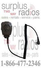 Pryme SPM2203 Heavy Duty Waterproof Mic Motorola CP185 CP200 CP200D PR400 BPR40