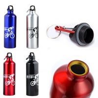 750ml Outdoor Sport Water Cup Bottle New Aluminum Bicycle Bike Drink Kettle