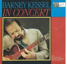 BARNEY KESSEL IN CONCERT/JAZZ LIFE CD MADE IN KOREA