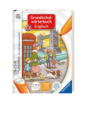 Ravensburger 00623 tiptoi WWW Basic school dictionary Englischohne Pen,ab6Jahre