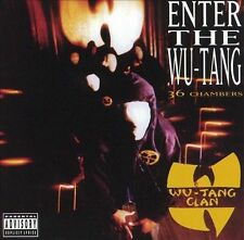Enter the Wu-Tang (36 Chambers) [PA] by Wu-Tang Clan (CD, Nov-1993, Loud (USA))