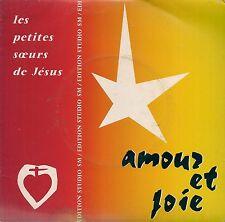 45 TOURS--LES PETITES SOEURS DE JESUS--TON AMOUR JESUS / O DIEU MA JOIE...