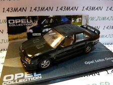 voiture 1/43 IXO eagle moss OPEL collection : Lotus Omega 1989/1992