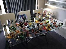 HUGE VINTAGE DIGIMON LOT DIGIVOLVING BLACK WAR GREYMON RARE CHAOS DUKEMON MORE!