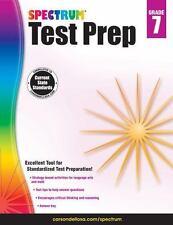 Spectrum: Spectrum Test Prep, Grade 7 (2015, Paperback)