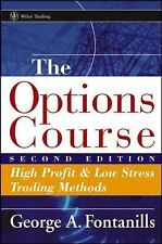The Options Course Second Edition: High Profit & Low Stress Trading-ExLibrary
