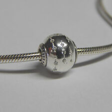 Authentic Pandora 796019CZ Essence Collection Trust Bead  PA2602 Box Included