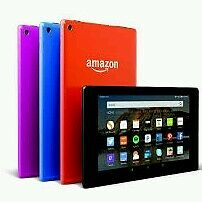 "All New - Amazon Kindle Fire HD 8 Tablet 8"" HD Display 16 GB Front & Rear Camera"