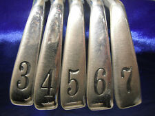 Tommy Armour Silver Scot 986 Tour Golf Irons.  ALSO, Lockhart 56* and Ram FX60*