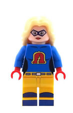 Custom Minifigure Liberty Belle Superhero Batman Printed on LEGO Parts