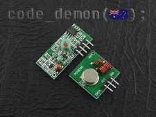433MHz RF Transmitter / Receiver Kit for Arduino / AVR / PIC / Raspberry Pi