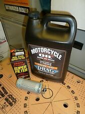 OIL AND FILTER  KIT FOR HARLEY-DAVIDSON SHOVEL HEAD 1953-1982
