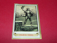 N°24 PARIS 1900 PANINI OLYMPIA 1896 - 1972 JEUX OLYMPIQUES OLYMPIC GAMES