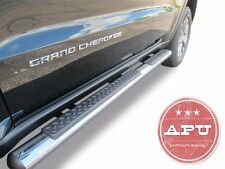 Fits 11-17 Jeep Grand Cherokee OEM Replica Side Steps Running Boards Stainless