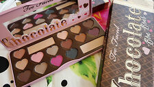 BRAND NEW Too Faced CHOCOLATE BON BONS Eyeshadow Eye Shadow Palette NIB