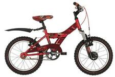 "Child bike 16"" RALEIGH Atom Suspension 16-inch Red BMX Child bicycle NEW"