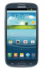 New Samsung Galaxy S3 I747 16GB AT&T Unlocked GSM 4G LTE Android Phone - Blue