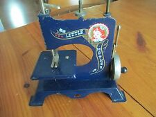 Antique Toy Sewing Machine Little Mother