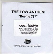 (CA971) The Low Anthem, Boeing 737 - 2011 DJ CD