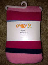 NWT GYMBOREE SMART AND SWEET TIGHTS 10-12 STRIPES