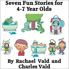 Fun Stories for 4-7 Years Olds CD - Children Kids Gift