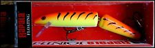 VERY RARE RAPALA JOINTED J 11 cm in HT  (Hot Tiger) color