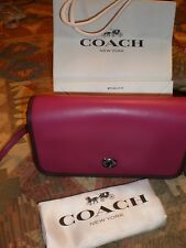 COACH 75TH Anniversary DINKY Crossbody Handbag LIMITED 57460 NWT & DUST BAG GIFT