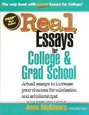 Real Essays for College and Grad School by Anne McKinney (2012, Paperback)