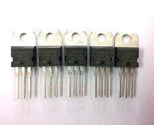5 x LM7805 POSITIVE VOLTAGE REGULATOR - 5 Volt 1.5 Ampere...