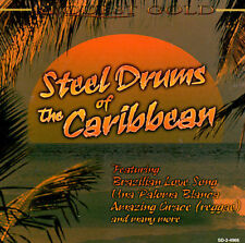 Various Artists Steel Drums of the Carribbean CD