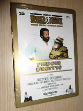 DVD N° 32 PIEDONE D'EGITTO MITICI BUD SPENCER E & TERENCE HILL GOLD EDITION