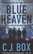 Blue Heaven Thriller Novel MYSTERY Adventure Suspense ACTION Fiction WILD USA