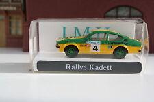 RALLYE KADETT-Verniciato a mano in scatola originale (i.m.u./fere/D 56