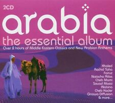 ARABIA = Hakim/Khaled/Mami/Faudel/Kader/Taha...=2CD= Finest Chill Out Grooves !