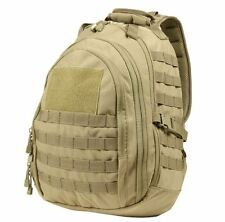 CONDOR MOLLE Tactical Ambidextrous Sling Pack Backpack Conceal Bag 140 TAN