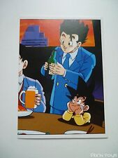 Autocollant Stickers Dragon Ball Z Part 6 N°105 / Panini 2008