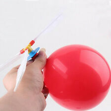 Baby Kids Balloon Helicopter Kids Party Bag Filler Flying Educational Toy