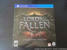 Lords of the Fallen - Limited Collector's Edition (PS4) NEW SEALED MINT