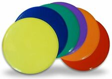 Assorted Color 9-inch Poly Spots (Set of six)