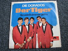 Die Dorados-Der Tiger 7 PS-1966 Germany-Beat-Polydor-45 U/min