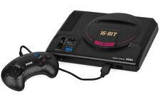 ## SEGA Mega Drive 1 PAL ASIA Konsole mit orig. SEGA Pad - TOP  ##