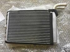 MGF MG TF HEATER MATRIX RADIATOR BRAND NEW GENUINE PART JEF000070