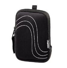 "Hama ""Fancy Neoprene Swell"" BLACK Camera Bag 50E High Quality / Brand New"