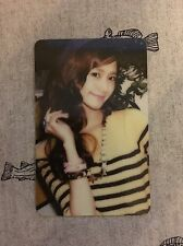 Official Kpop SNSD Girl's Generation Yoona Oh! Photocard