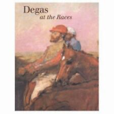 Degas at the Races by Daphne Barbour, Jean Boggs, Je...